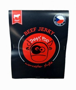 Jimmy's Food Beef Jerky worcester style 25g