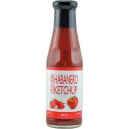 Ketchup Chili Food Habanero 364ml