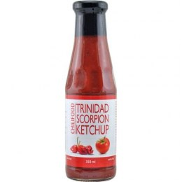 Ketchup Chili Food Trinidad Scorpion 364ml
