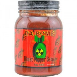 Salsa Da Bomb! Ghost Pepper 440g
