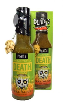 Sos Blair's Jalapeno Death z tequilą 150ml
