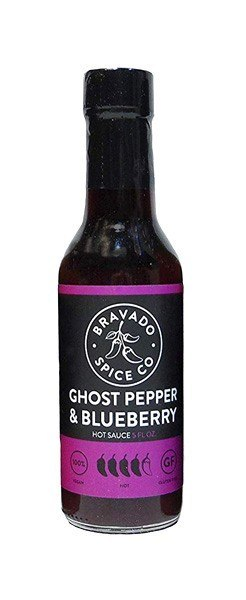 Sos Bravado Ghost Pepper & Blueberry 148ml