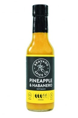 Sos Bravado Pineapple&Habanero 148ml