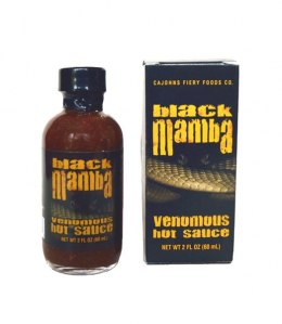 Sos CaJohns Black Mamba 60ml