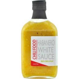 Sos Chili Food Habanero White BIO Organic 185ml