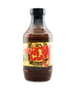 Sos Crazy Cow BBQ 470ml