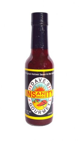 Sos Dave's Insanity 148ml