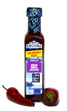 Sos Encona Jamaican Jerk Sauce 142ml