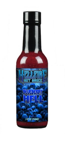 Sos Hellfire Blueberry Hell 148ml