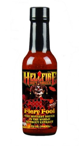 Sos Hellfire Fiery Fool 148ml