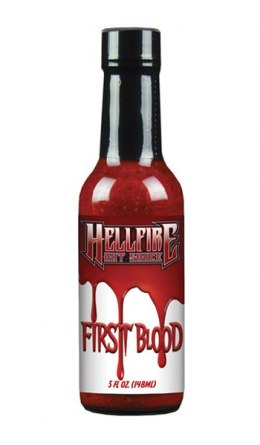 Sos Hellfire First Blood 148ml