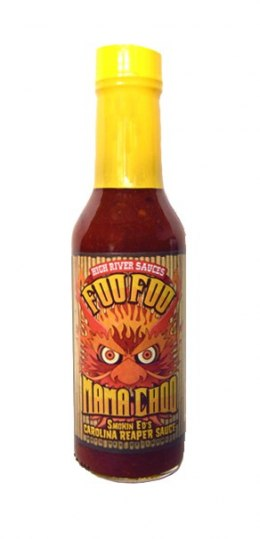 Sos High River Sauces Foo Foo Mama Choo 148ml