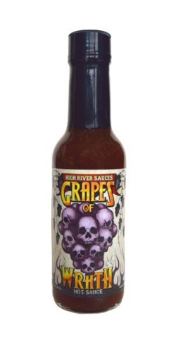 Sos High River Sauces Grapes of Wrath 163ml