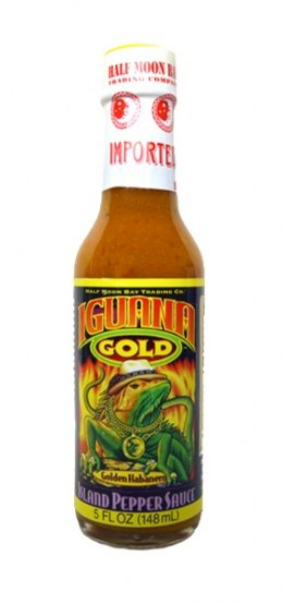 Sos Iguana Gold Island 148ml