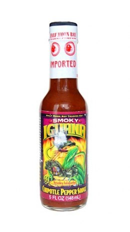 Sos Iguana Smoky Chipotle 148ml