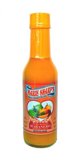Sos Marie Sharp's Pure Mango Habanero 148ml