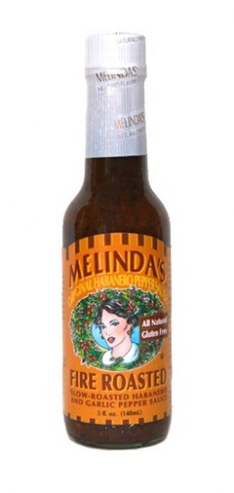 Sos Melinda's Fire Roasted Habanero&Garlic 148ml