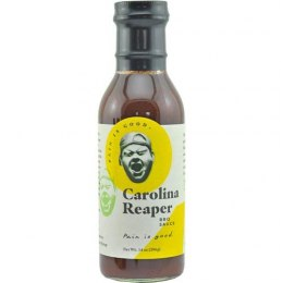 Sos Pain is Good Carolina Reaper BBQ 396g