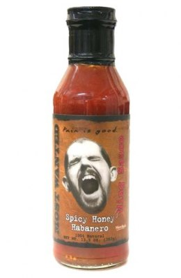 Sos Pain is Good Spicy Honey Habanero 383ml