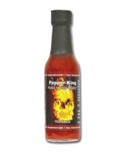 Sos Pepper King Hasta la Vista Baby! 148ml