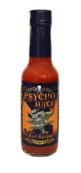 Sos Psycho Juice 70% Red Savina 148ml