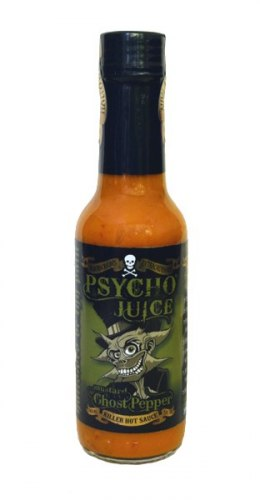 Sos Psycho Juice Mustard Ghost 148ml