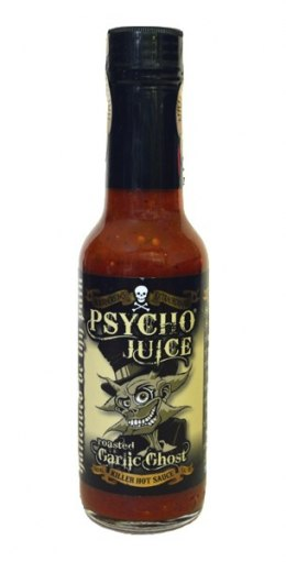 Sos Psycho Juice Roasted Garlic Ghost 148ml
