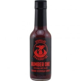 Sos Scovilla's Dragonfire Number One 148ml
