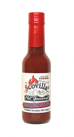Sos Scovilla's Scorpion Sting 148ml