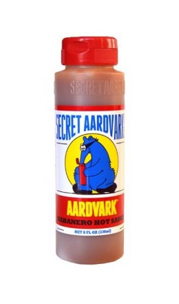 Sos Secret Aardvark Original Habanero 236ml