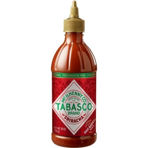 Sos Tabasco Sriracha 256ml