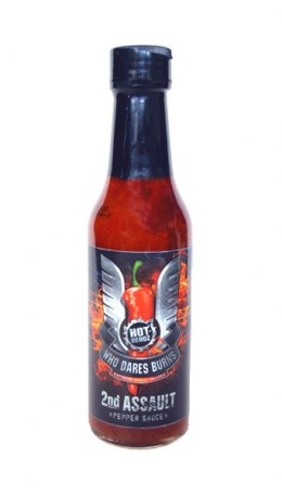 Sos Who Dares Burns! 2nd Assault 148ml
