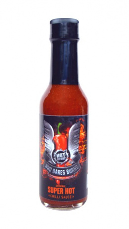 Sos Who Dares Burns! Super Hot 148ml