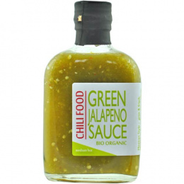 Sos Chili Food Green Jalapeno BIO Organic 185ml
