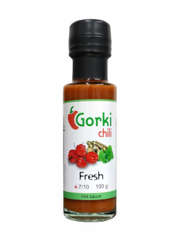 Sos Gorki Chili Fresh z miętą 100ml